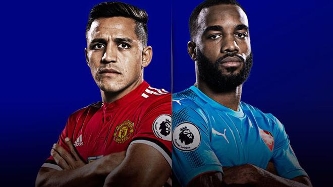 Lịch thi đấu bóng đá Ngoại hạng Anh vòng 30: Arsenal đấu với MU