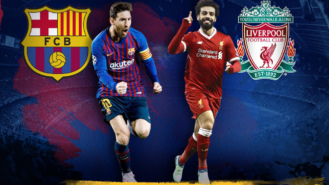 Lịch thi đấu Cúp C1, bán kết lượt về. Trực tiếp bóng đá Liverpool vs Barca, Ajax vs Tottenham