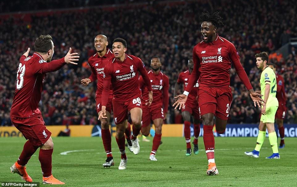 Liverpool ngược dòng hạ Barca: Đêm Anfield, đêm không tưởng