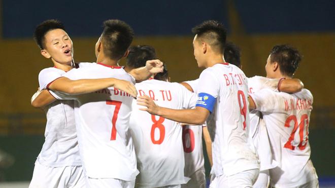 Bảng xếp hạng U18 Đông Nam Á 2019 mới nhất