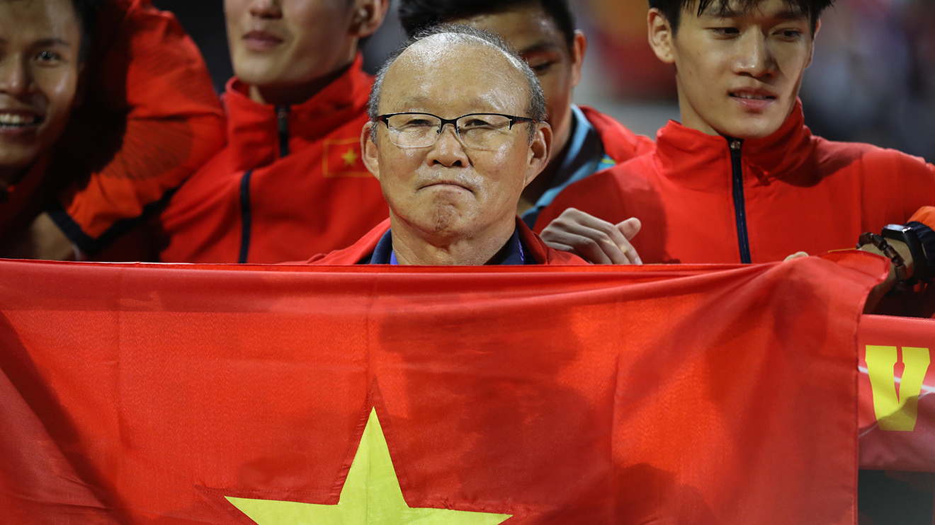 U22 Việt Nam vô địch SEA Games: Khi con sư tử cúi chào rừng già