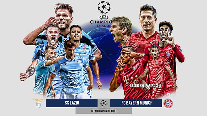 Link xem trực tiếpLazio vs Bayern Munich, K+, K+PC trực tiếp bóng đá Cúp C1 châu Âu, Trực tiếp bóng đá hôm nay, Lazio vs Bayern Munich, xem trực tiếp cúp C1 châu Âu