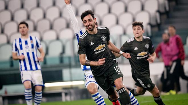 Video clip bàn thắng trận MU vs Sociedad