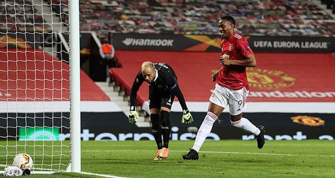Man United, MU, Manchester United, Ole Solskjaer, Martial