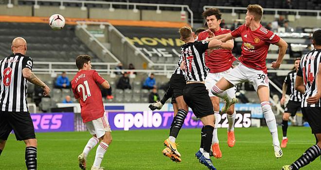Newcastle 1-4 MU. Kết quả bóng đá Anh. Video clip bàn thắng MUđấu với Newcastle.Kết quả bóng đá Ngoại hạng Anh. Bảng xếp hạngNgoại hạng Anh. Kết quả MU. Kqbd