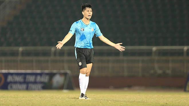 Nam Định 3-0 Hà Nội, ket qua bong da Viet Nam, ket qua v-league vong 1, bảng xếp hạng V-League 2021, lịch thi đấu V-League 2021 vòng 1, Đình trọng trở lại, Vleague