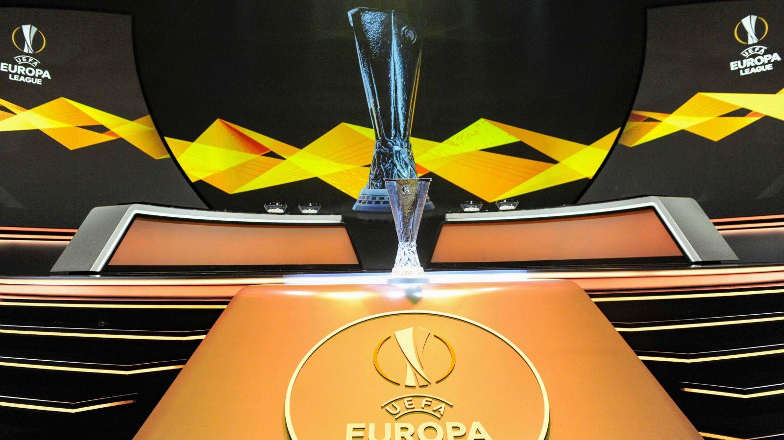 TRỰC TIẾP bốc thăm cúp C2/Europa League vòng 1/8