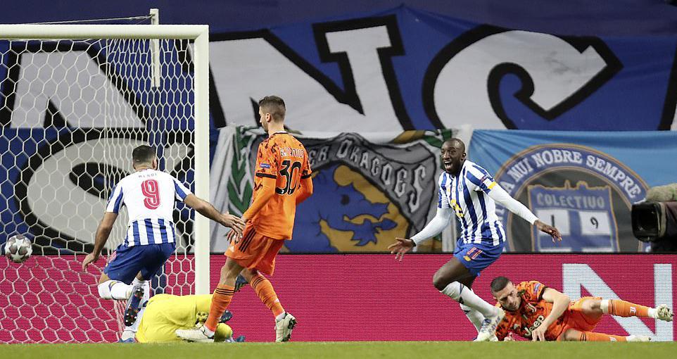 Ket qua bong da, Porto vs Juventus, Kết quả Cúp C1, Pirlo: Morata suýt ngất xỉu, kết quả Porto vs Juventus, kết quả Porto vs Juve, video Porto vs Juventus, Morata, Pirlo