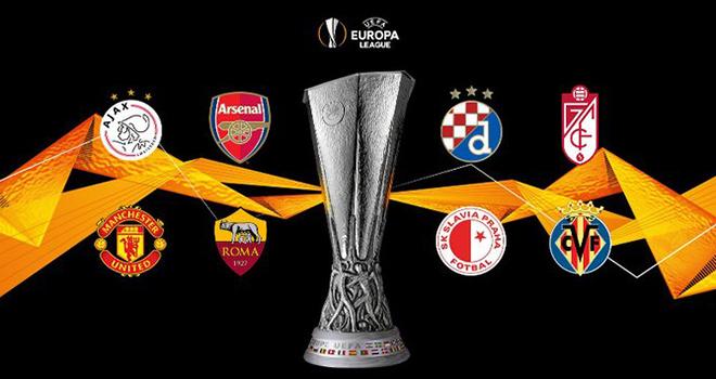 Lịch thi đấu cúp C2: MU vs Granada. K+, K+PM trực tiếp bóng đá Europa League