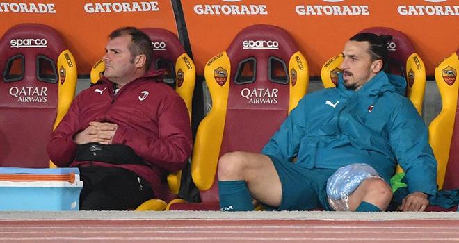 MU vs AC Milan, Ibrahimovic chấn thương, Lịch thi đấu C2, lịch europa League, MU đấu với Milan, xem trực tiếp bóng đá cúp C2, bóng đá Anh, Mu gặp Milan