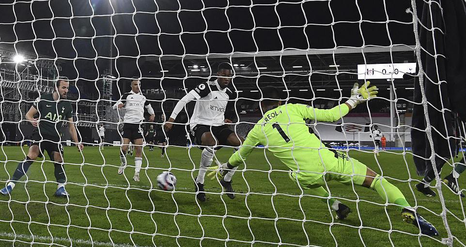 Ket qua bong da Anh, ket qua bong da, Fulham 0-1 Tottenham, kết quả Tottenham đấu với Fulham, video clip Fulham 0-1 Tottenham, bảng xếp hạng ngoại hạng Anh