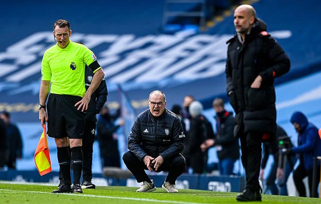 Man City 1-2 Leeds, ket qua bong da Anh, kết quả ngoại hạng Anh, video clip Man City 1-2 Leeds, bảng xếp hạng Ngoại hạng Anh, BXH bóng đá Anh mới nhất vòng 31