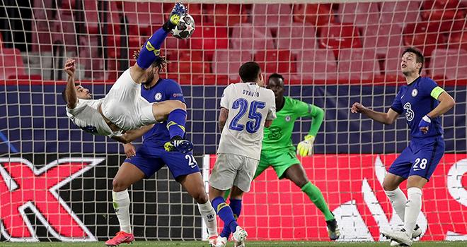 Kết quả bóng đá, Chelsea vs Porto, Video Chelsea vs Porto, Kết quả tứ kết Cúp C1, kết quả Chelsea vs Porto, kết quả cúp C1, kết quả Champions League, Chelsea vào bán kết