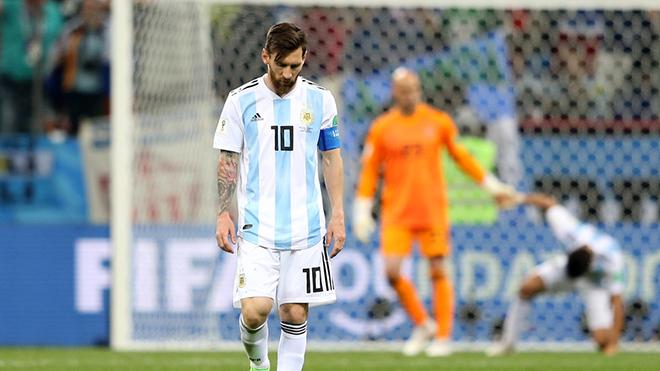 Tuyển thủ Croatia: 'Cầu thủ Argentina khóc lóc như đàn bà'