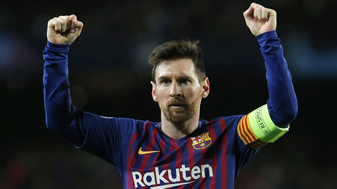 VIDEO Barcelona 5-1 Lyon (tổng 5-1): Messi bùng nổ, Barcelona dễ dàng vào tứ kết