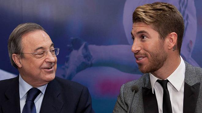 Florentino Perez: 'Ramos không thể tự do rời Real. Năm nay chúng tôi sẽ có Hazard'