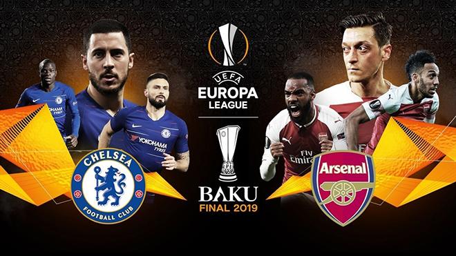 TRỰC TIẾP Chelsea vs Arsenal (02h, 30/5)