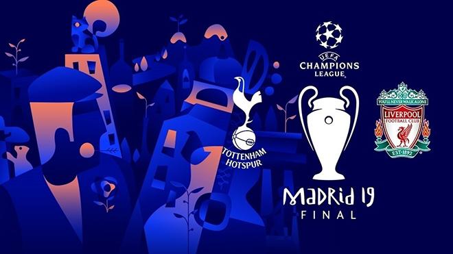 TRỰC TIẾP Chung kết C1 Tottenham vs Liverpool (02h ngày 2/6)
