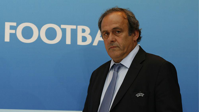 NÓNG: Michel Platini bị bắt vì trao quyền đăng cai World Cup 2022 cho Qatar