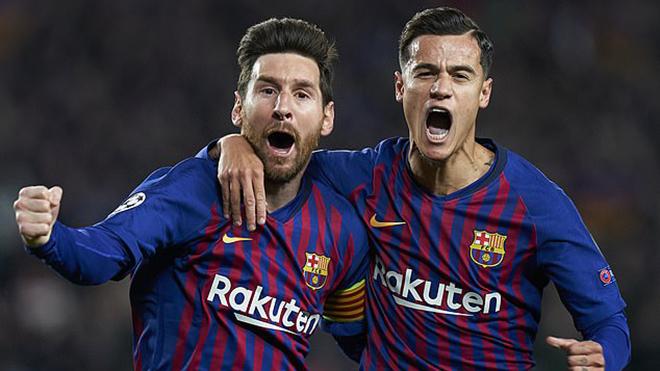 bong da, truc tiep bong da hôm nay, trực tiếp bóng đá, lịch thi đấu bóng đá hôm nay, bong da hom nay, barca, barcelona, coutinho, messi, rivaldo, la liga