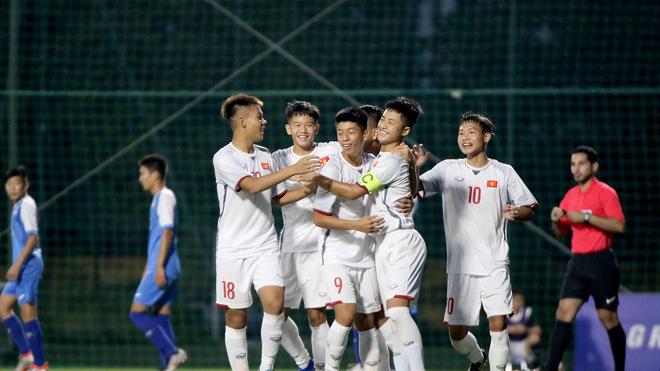 bong da, lich thi dau bong da, truc tiep bong da hôm nay, trực tiếp bóng đá, vòng loại U16 châu Á, U16 châu Á, U16 Việt Nam, kết quả U16 Việt Nam vs U16 Mông Cổ