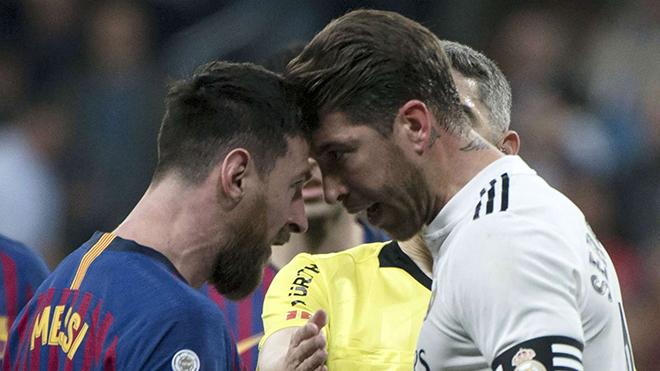 Messi, Ramos, Ramos triệt hạ Messi, Kinh điển, Real Madrid, Barcelona, Real vs Barca, kinh điển Real Barca, truc tiep bong da hôm nay, trực tiếp bóng đá, bóng đá