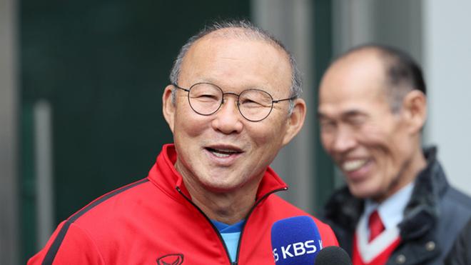 HLV Park Hang Seo: 'Việt Nam có nhiều cầu thủ như Son Heung Min'