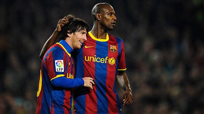 Barca náo loạn: Messi công khai chỉ trích giám đốc thể thao Abidal