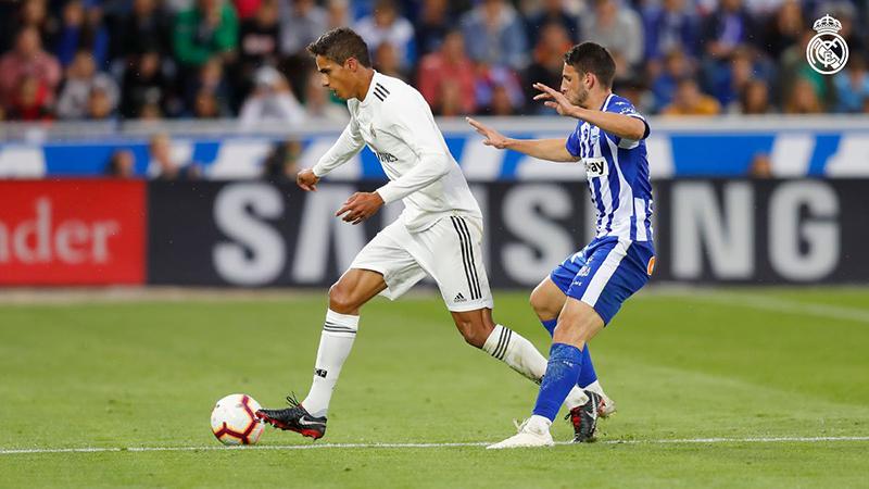 Alaves 1-0 Real Madrid: Thi đấu rời rạc, Real Madrid nhận trái đắng ở phút cuối